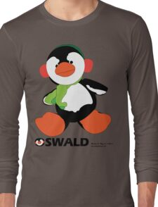 Oswald T. Penguin - T-shirt Long Sleeve T-Shirt