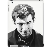 Geometric Psycho iPad Case/Skin