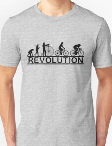 Cycling Revolution Unisex T-Shirt