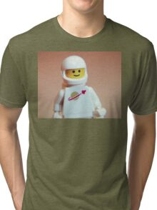 Space man Tri-blend T-Shirt