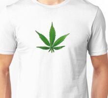 Marijuana Leaf Unisex T-Shirt