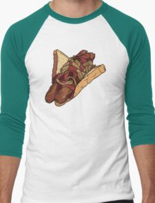 Snags: Two Snags with Onions and Sauce T-Shirt