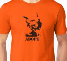 NO-KILL UNITED : ES ADOPT Unisex T-Shirt