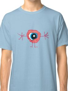 the eyeball man Classic T-Shirt