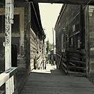 """Locke"" An Old Town  by waddleudo"