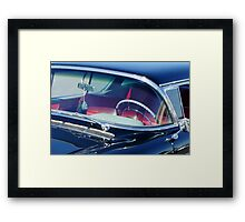 Voodoo Cadillac Framed Print