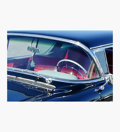 Voodoo Cadillac Photographic Print