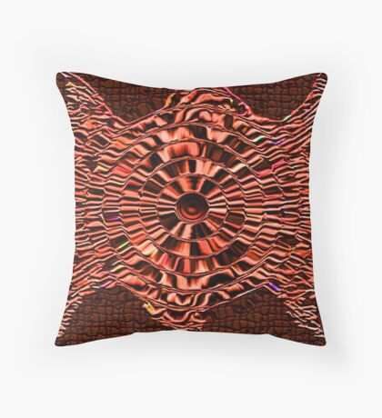 Hunting Tigers Out In India Throw Pillow