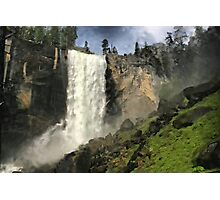 Vernal Falls Photographic Print