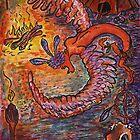 Fire Dance by juicyapple