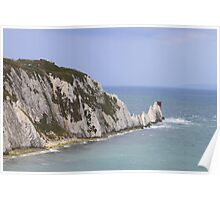 Isle of Wight - The Needles Poster