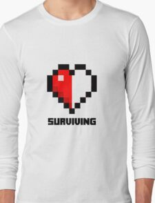 Gaming Heart Long Sleeve T-Shirt