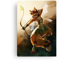 Land of the Fairies  Canvas Print
