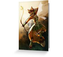 Land of the Fairies  Greeting Card