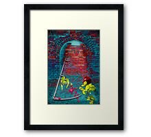 Only Love has a Future Framed Print