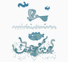 sea & air by juicyapple