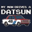 Datsun 510 8Bit - My Man by The World Of Pootermobile