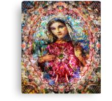 The Virgin Mary Canvas Print