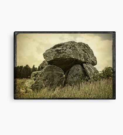 Stone Age Canvas Print