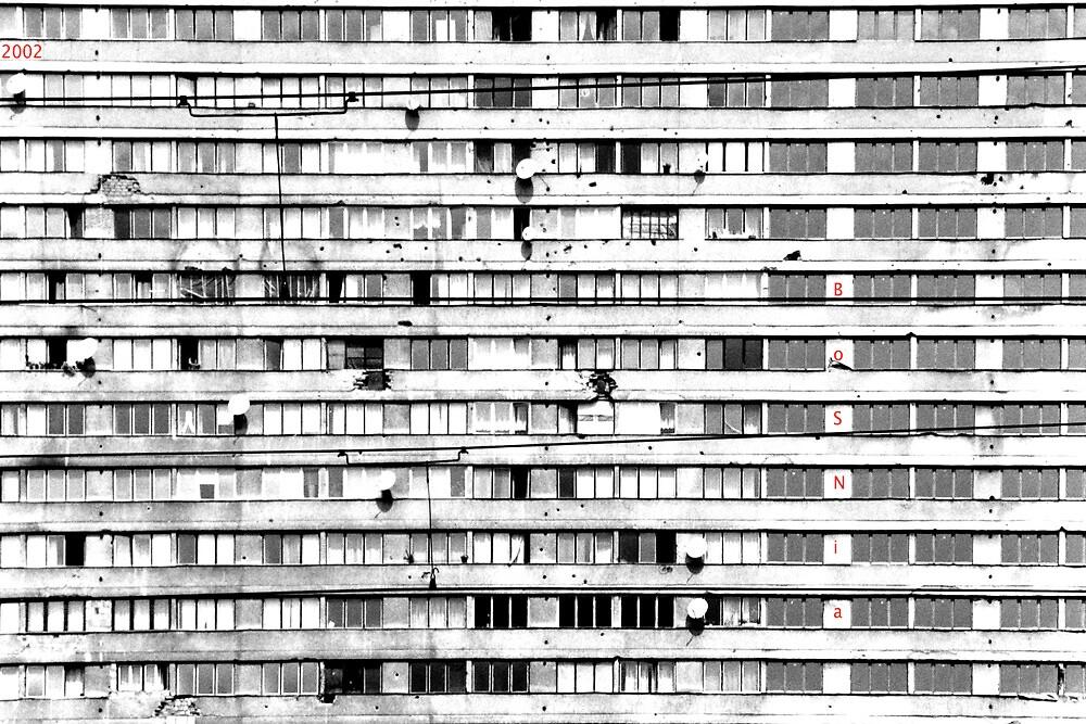 Sarejevo by Rory Underwood