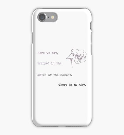 The Amber of the Moment iPhone Case/Skin