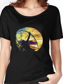 Sagittarius reaching out Women's Relaxed Fit T-Shirt