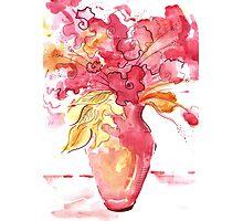 Vitality flowers Photographic Print