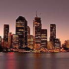 The View from Kangaroo Point by Beth  Wode