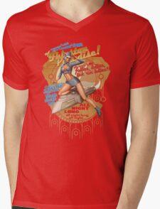 Fhloston Paradise Mens V-Neck T-Shirt