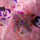 Butterfly Dreaming by Lozzar Flowers & Art