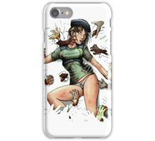 Jill and the Dead iPhone Case/Skin