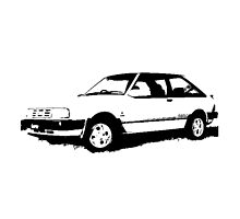 Ford Laser 3-door Sport 83-85 by garts