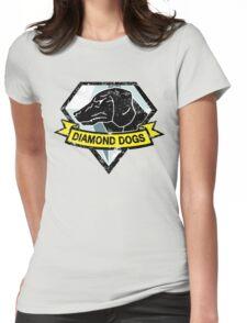 Diamond Womens Fitted T-Shirt