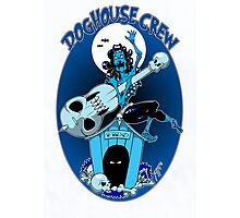 Doghouse Crew Official Design Photographic Print