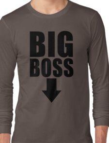 Big Boss Long Sleeve T-Shirt