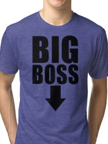 Big Boss Tri-blend T-Shirt
