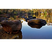 """Stepping Stones"" Photographic Print"
