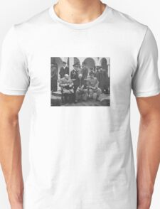 The Big Three During The Yalta Conference Unisex T-Shirt