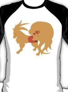 Vulpix - Ninetales T-Shirt