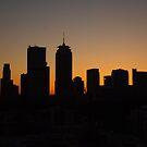 Sydney Skyline by Natasha M