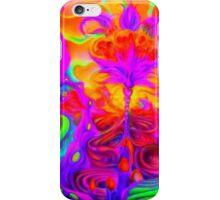 Water Flower Trip iPhone Case/Skin