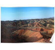 colour mountain - 3 Poster