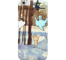 Friendly Spirits iPhone Case/Skin