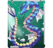 Twisting Fish Dragon iPad Case/Skin