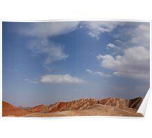 colour mountain - 4 Poster