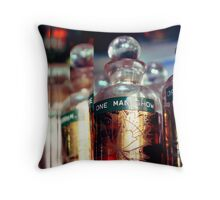 One Man Show Throw Pillow