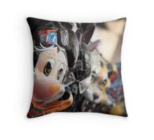Bhairoopiya [Master of Disguise] Throw Pillow