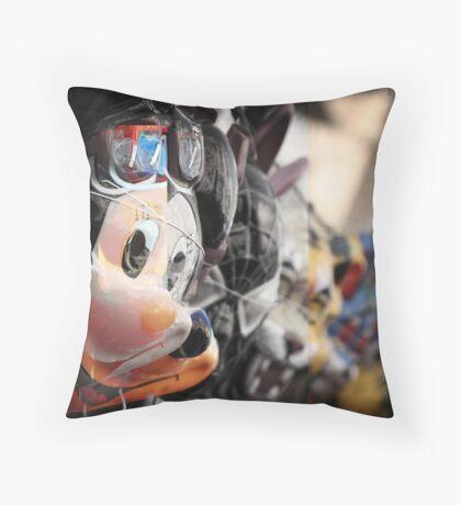 Bhairoopiya [Master of Disguise] Throw Pillow