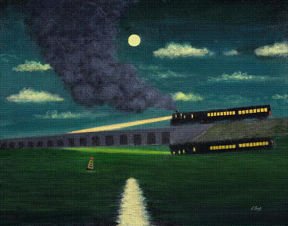Night Train by Gordon Beck