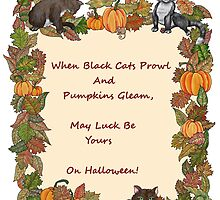 When Black Cats Prowl by redqueenself